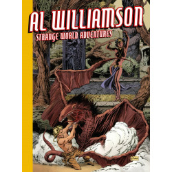 AL WILLIAMSON STRANGE WORLD ADVENTURES