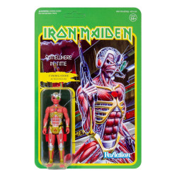 IRON MAIDEN FIGURINE REACTION SOMEWHERE IN TIME