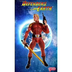FLASH GORDON DEFENDERS OF THE EARTH ACTION ACTION FIGURE 18 CM
