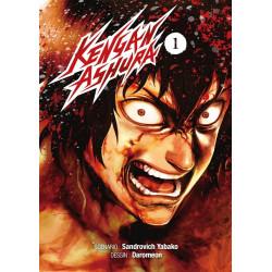 KENGAN ASHURA - TOME 1
