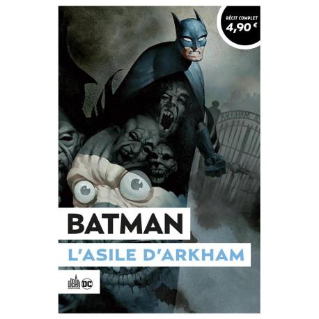 OPERATION URBAN ETE 2021 - BATMAN L ASILE D ARKHAM