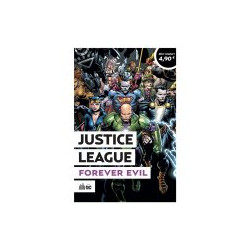 OPERATION URBAN ETE 2021 - JUSTICE LEAGUE FOREVER EVIL