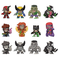 MARVEL ZOMBIES ONE PURCHASE MYSTERY MINIS ENV. 5 CM