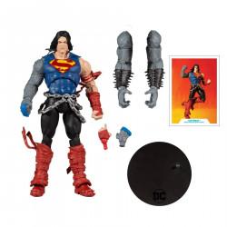 SUPERMAN DC MULTIVERSE FIGURINE 18 CM BUILD A DARKFATHER
