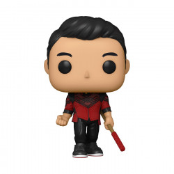 SHANG-CHI SHANG-CHI AND THE LEGEND OF THE TEN RINGS FIGURINE POP! VINYL POSE 9 CM
