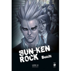SUN-KEN ROCK - T10 - SUN-KEN-ROCK - EDITION DELUXE - VOL. 10