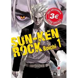 SUN-KEN ROCK - T01 - SUN-KEN-ROCK - VOL. 01 - PRIX DECOUVERTE