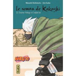 NARUTO ROMAN TOME 12 KAKASHI RETSUDEN