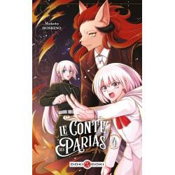 LE CONTE DES PARIAS T04