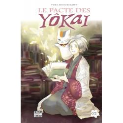 LE PACTE DES YOKAI T21