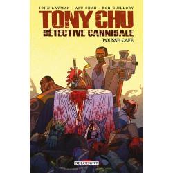 TONY CHU DETECTIVE CANNIBALE HORS SERIE