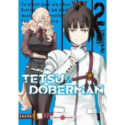 TETSU & DOBERMAN T02