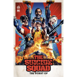 SUICIDE SQUAD THE WORST OF