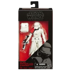 FIRST ORDER SNOWTROOPER STAR WARS THE FORCE AWAKENS BLACK SERIES EXCLU ACTION FIGURE