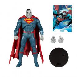 SUPERMAN BIZARRO DC MULTIVERSE 7IN SCALE ACTION FIGURE 18 CM