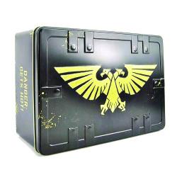 WARHAMMER EMBOSSED TOOL BOX