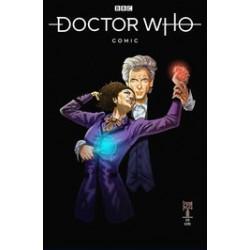 DOCTOR WHO MISSY 4 CVR A SHEDD