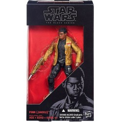 STAR WARS BLACK SERIES THE FORCE AWAKENS - FINN - 6INCH ACTION FIGURE