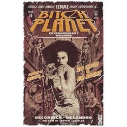 BITCH PLANET - TOME 01