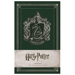 HARRY POTTER : CARNET SERPENTARD