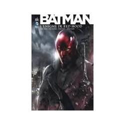 BATMAN L ENIGME DE RED HOOD