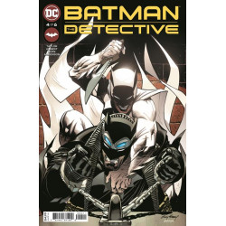 BATMAN THE DETECTIVE 4
