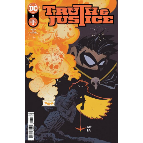 TRUTH JUSTICE 6