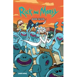 RICK AND MORTY HC BOOK 7 DLX ED