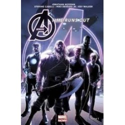 AVENGERS TIME RUNS OUT T01