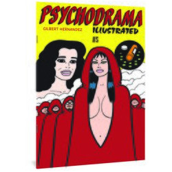 PSYCHODRAMA ILLUSTRATED 5