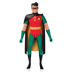 DC COMICS BATMAN THE ANIMATED SERIES ROBIN ACTION FIGURE