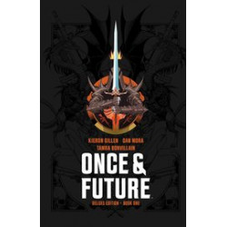 ONCE FUTURE DLX ED HC BOOK 1