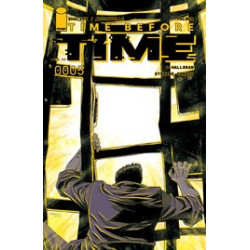 TIME BEFORE TIME 5 CVR A SHALVEY