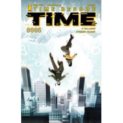 TIME BEFORE TIME 5 CVR B BYRNE