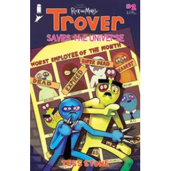 TROVER SAVES THE UNIVERSE 2