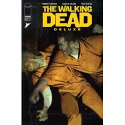 WALKING DEAD DLX 23 CVR C TEDESCO