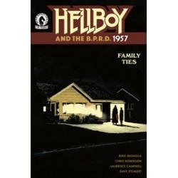 HELLBOY BPRD 1957 FAMILY TIES ONE-SHOT