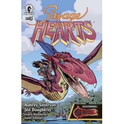 SAVAGE HEARTS 3