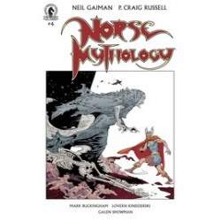 NORSE MYTHOLOGY II 4 CVR A RUSSELL