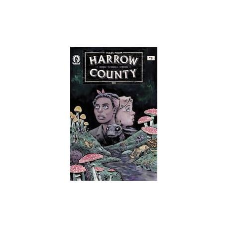 TALES FROM HARROW COUNTY FAIR FOLK 3 CVR A SCHNALL