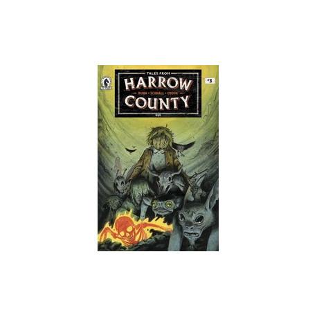 TALES FROM HARROW COUNTY FAIR FOLK 3 CVR B CROOK
