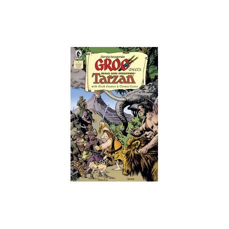 GROO MEETS TARZAN 3