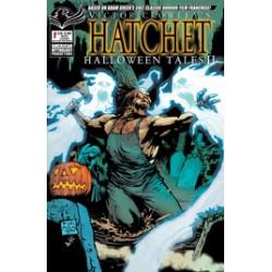 VICTOR CROWLEY HATCHET HALLOWEEN TALES II 1 CVR A MARTINEZ