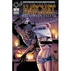 VICTOR CROWLEY HATCHET HALLOWEEN TALES II 1 CVR C RACY WOLFER