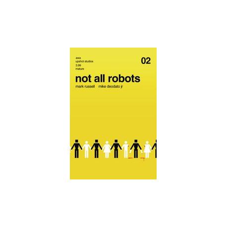 NOT ALL ROBOTS 2