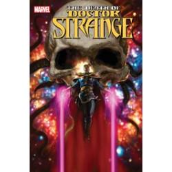 DEATH OF DOCTOR STRANGE 1
