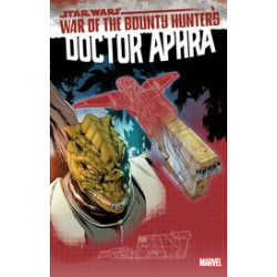 STAR WARS DOCTOR APHRA 14 VILLANELLI BLUEPRINT VAR WOBH