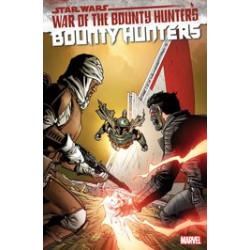 STAR WARS BOUNTY HUNTERS 16 WOBH