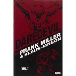 DAREDEVIL BY MILLER AND JANSON VOL.1