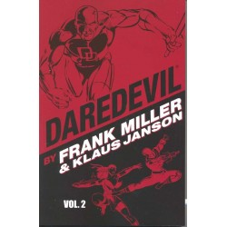 DAREDEVIL BY MILLER AND JANSON VOL.2